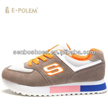 China sporting goods shoes factory Girls sports shoes