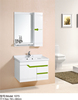 Special Design Modern Furniture Expresso white Wall Cabinet Bathroom 1073