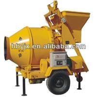 1 yard concrete mixer
