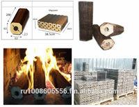 Pressed Woods briquets (firewood)