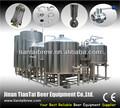 Grande de cerveza equipo de elaboración de la cerveza, fermentador cónico y la fábrica de cerveza