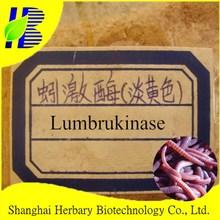High activity earthworm powder
