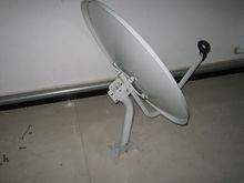 Banda ku tv satellite antena 60cm