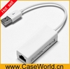 New USB 2.0 Ethernet 10/100 RJ45 Network tablet pc Lan Adapter Card
