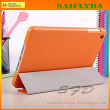Fashion PU smart cover stand case for ipad mini cover case for sale