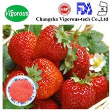 High Quality & natural 10:1 freeze dried strawberry powder