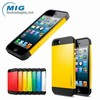 China New Spigen Hybrid Slim Armor case for iphone 5