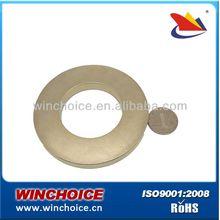 NdFeB Ring Shaped Magnet NI coating