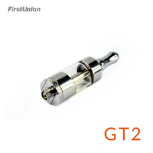 Fashion 2014 new inventions best tank vaporizer GT2 electronic cigarette glassomizer