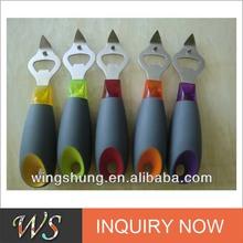new handle colorful soda opener