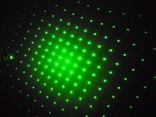 Super High Power Portable 300mW Focusable Green Laser Pointer Burning Lazer w/ Kaleidoscope Lens Rave Night Show Club
