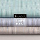 100%cotton yarn dyed bamboo shirt fabric