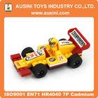 racing car toys plastic magnetic building blocks