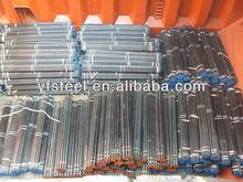 black welded steel pipe ASTM A53 API BS1387 ISO65 JIS3444