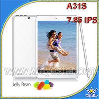 "Wayestar tablet A83 quadcore hdm smart tablet pc 7.85"""