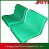 BLM-1008 plastic stadium gym ball chair air ride sports gym ball chair