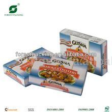 BREAD CARDBOARD DISPLAY BOX FP1101046