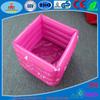 Wash footbath PVC inflatable wash tub, PVC, PVC inflatable tub