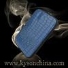 innovative sleep function case, crocodile grain bag for ipad air