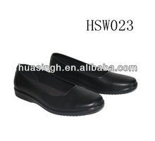 hospital/hotel highly favored comfortable safety shoes without heel