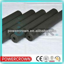 high density 8mm foam pipe insulation/fire-retardant pipe insulation rubber foam