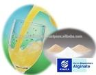 alginic acid material