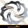 REAR BRAKE DISC ROTOR YAMAH YFZ 350 BANSHEE YFM 660 R RAPTOR 01 05