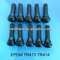 EPDM rubber Schrader Tubeless Tire Valves