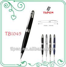 Custom design brass pen with logo for promotion TB1045