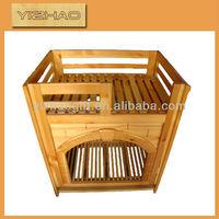 Indoor Wooden Pet Dog Crate