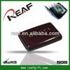 Modern most popular creative flat clutch card wallets