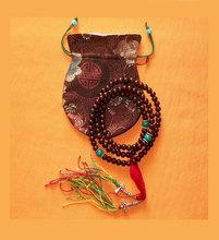 Tibetan Rose Wood Mala/ Prayer Beads
