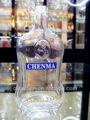 Top qualidade baratos universal de vidro garrafa de licor/espírito 700ml( fábrica de vidro)