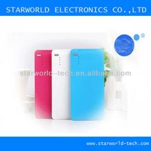 Portable power bank 5800mah mobile phone power bank 5000