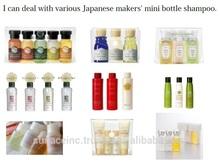 Made in Japan Hotel amenity Trading house acrylic bathroom amenity tray