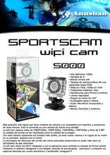 Sports cam Wifi Cam