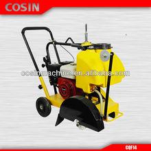 Cosin CQF14 gasoline concrete cutter saw,concrete asphalt cutter,gasoline concrete cutter