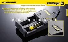 Popular 4.2V Nitecore Intellicharger i2 Multi-Function Battery Charger