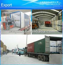 Coloidal de dióxido de silicio msds para de goma 97% de pureza química fabricante en Shanghai