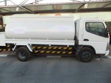 2014 Mitsubishi 5000 L Water Tanker with Pump Diesel Brand New