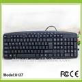 Durable custo eficaz teclado do computador símbolos para desktop