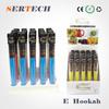 2014 new product disposable e shisha 500puffs, electronic eshisha pen,rechargeable e hookah