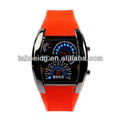 Gift sport fancy watch speedometer
