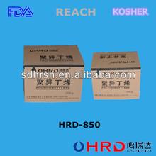 medium molecular weight polyisobutylene for insulating glass glue(HRD-850)