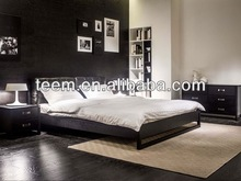 divany high end modern bedroom furniture timber bed