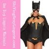 Hot girls Sexy Dark Immoral Hero Costume Set