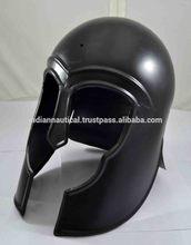 Metal viking helmet , Antique viking helmet , Spartan helmet