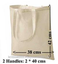 100% Cotton Printing Canvas Tote Bag