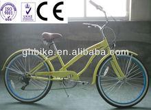 26inch 7 speeds CE womens beach cruiser/lady beach cruiser bike/girl bike