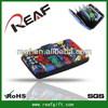 Designer branded wallets ladies patent card wallet